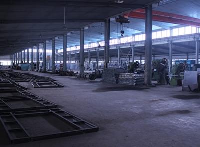 福隆安生产车间