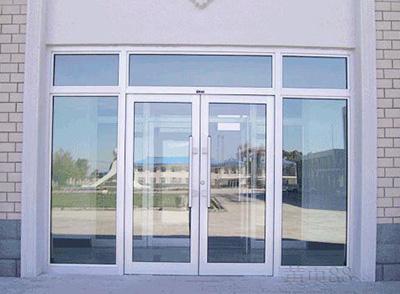 内蒙古白钢门
