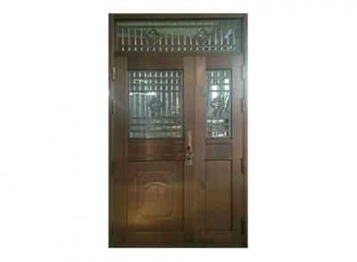 不锈钢别墅仿铜门