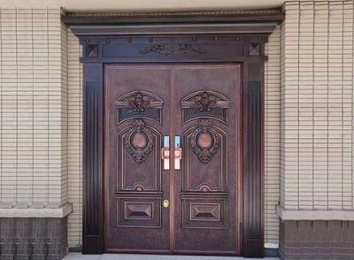 延吉铸铝门