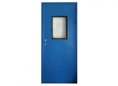 平开洁净门