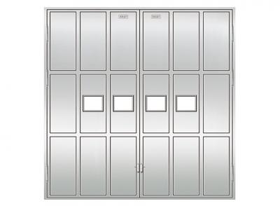 不锈钢保温密闭门