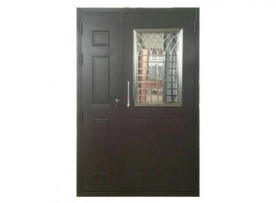 老小区改造氟碳专用门